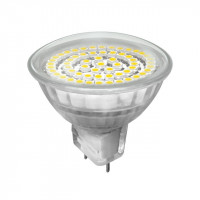 Лампа с диодами LED60 SMD MR16-CW